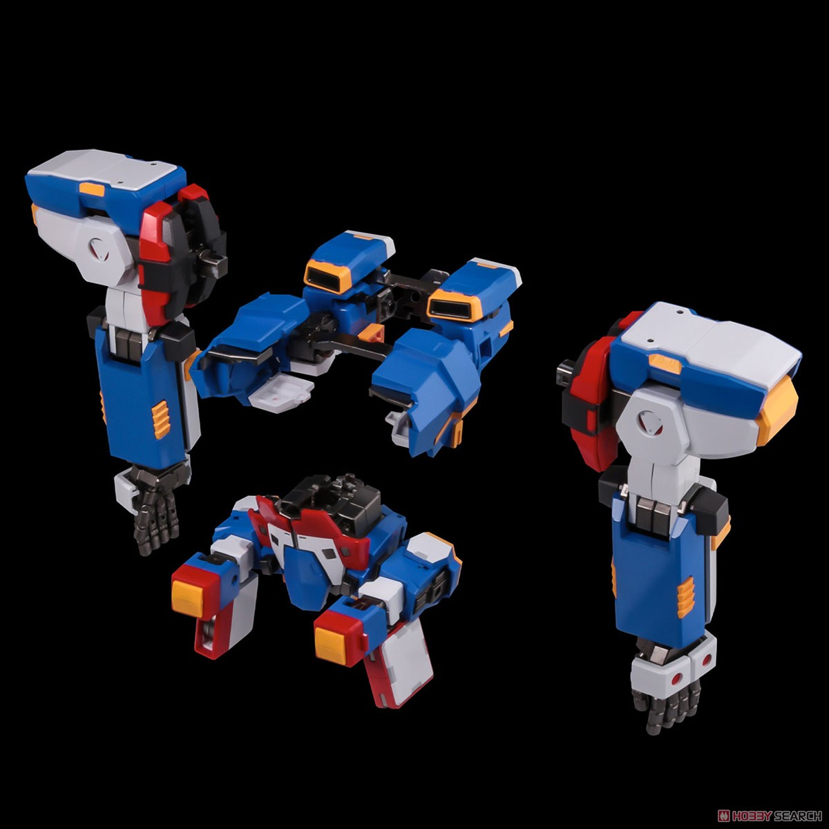 RIOBOT『変形合体 R-1』スーパーロボット大戦OG 可変合体フィギュア-026