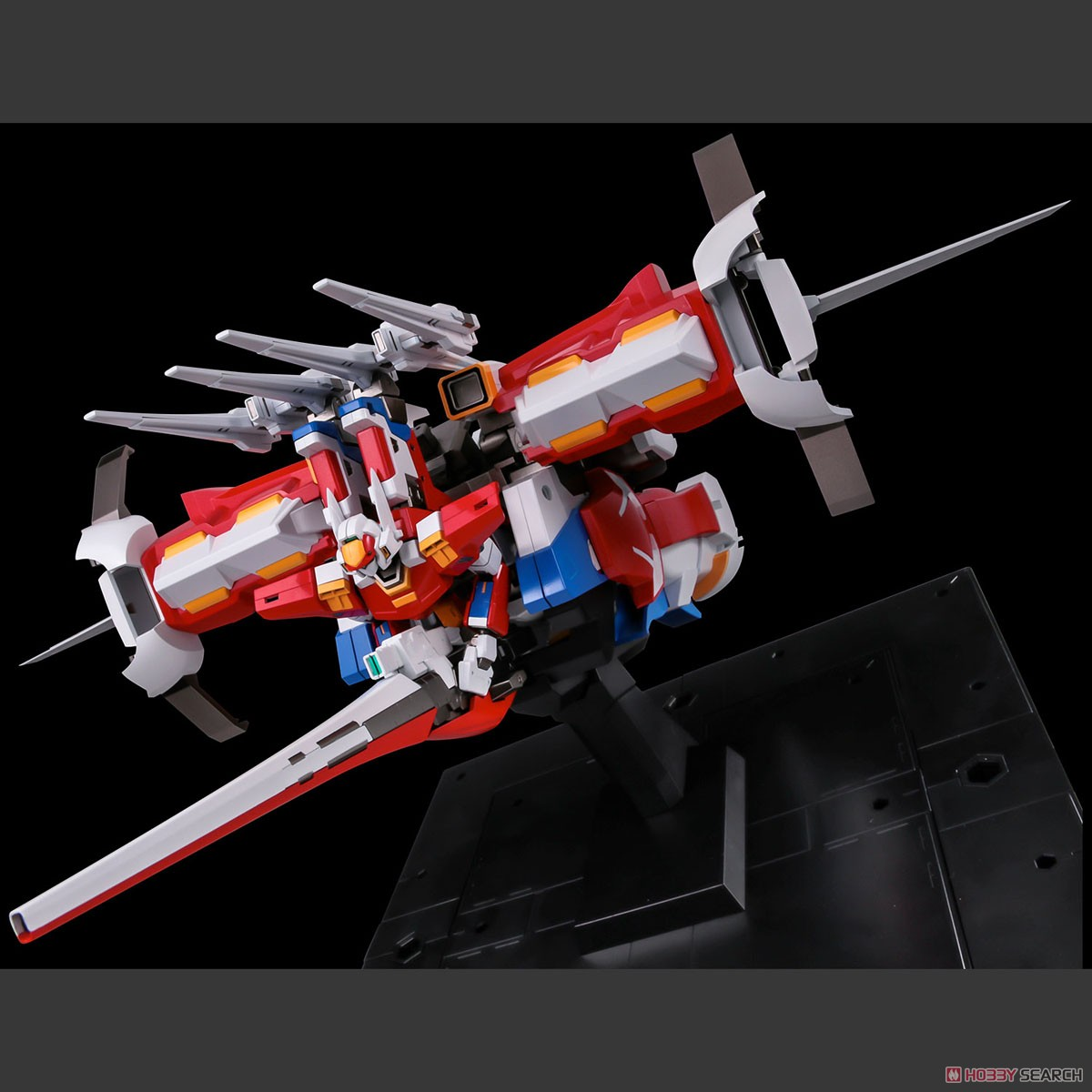 RIOBOT『変形合体 R-1』スーパーロボット大戦OG 可変合体フィギュア-028