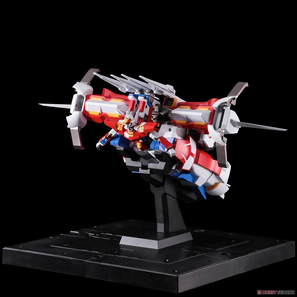 RIOBOT『変形合体 R-1』スーパーロボット大戦OG 可変合体フィギュア-032