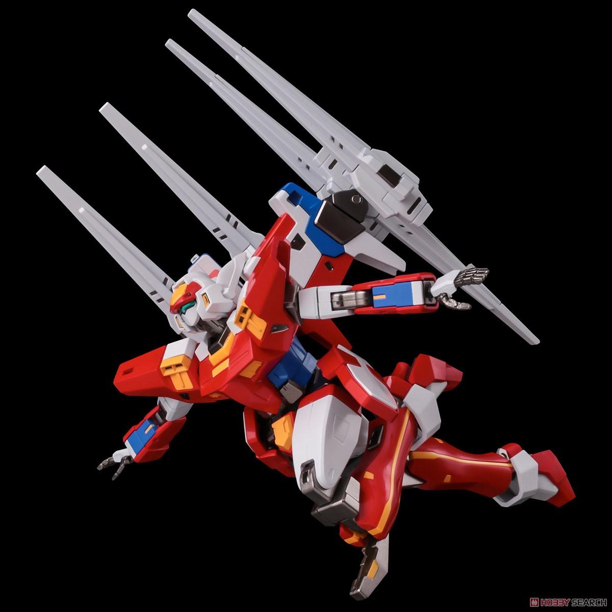 RIOBOT『変形合体 R-1』スーパーロボット大戦OG 可変合体フィギュア-034