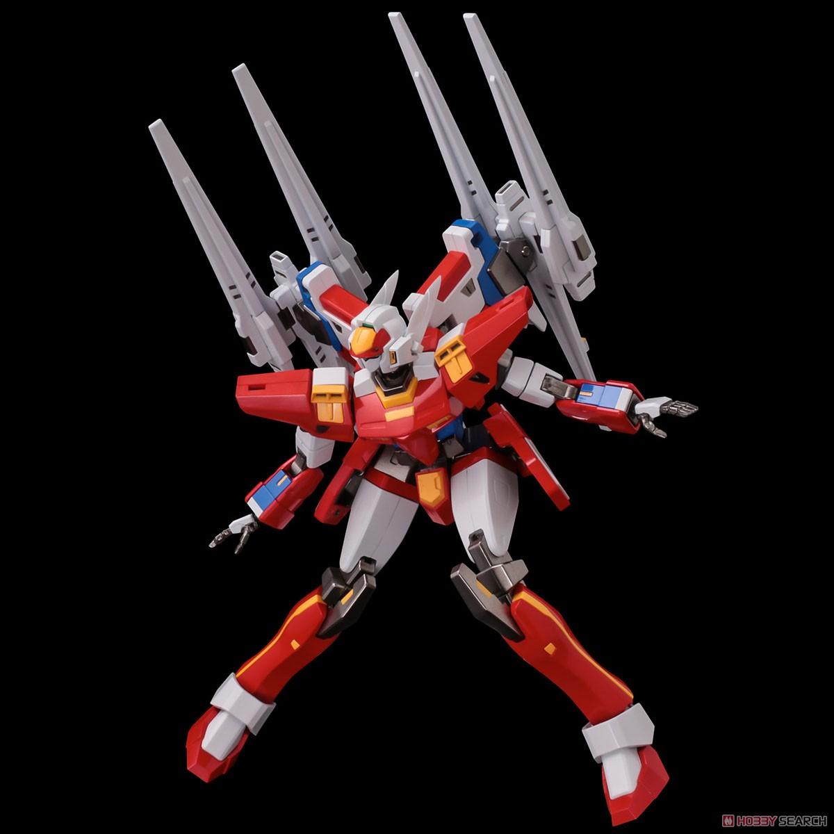 RIOBOT『変形合体 R-1』スーパーロボット大戦OG 可変合体フィギュア-035