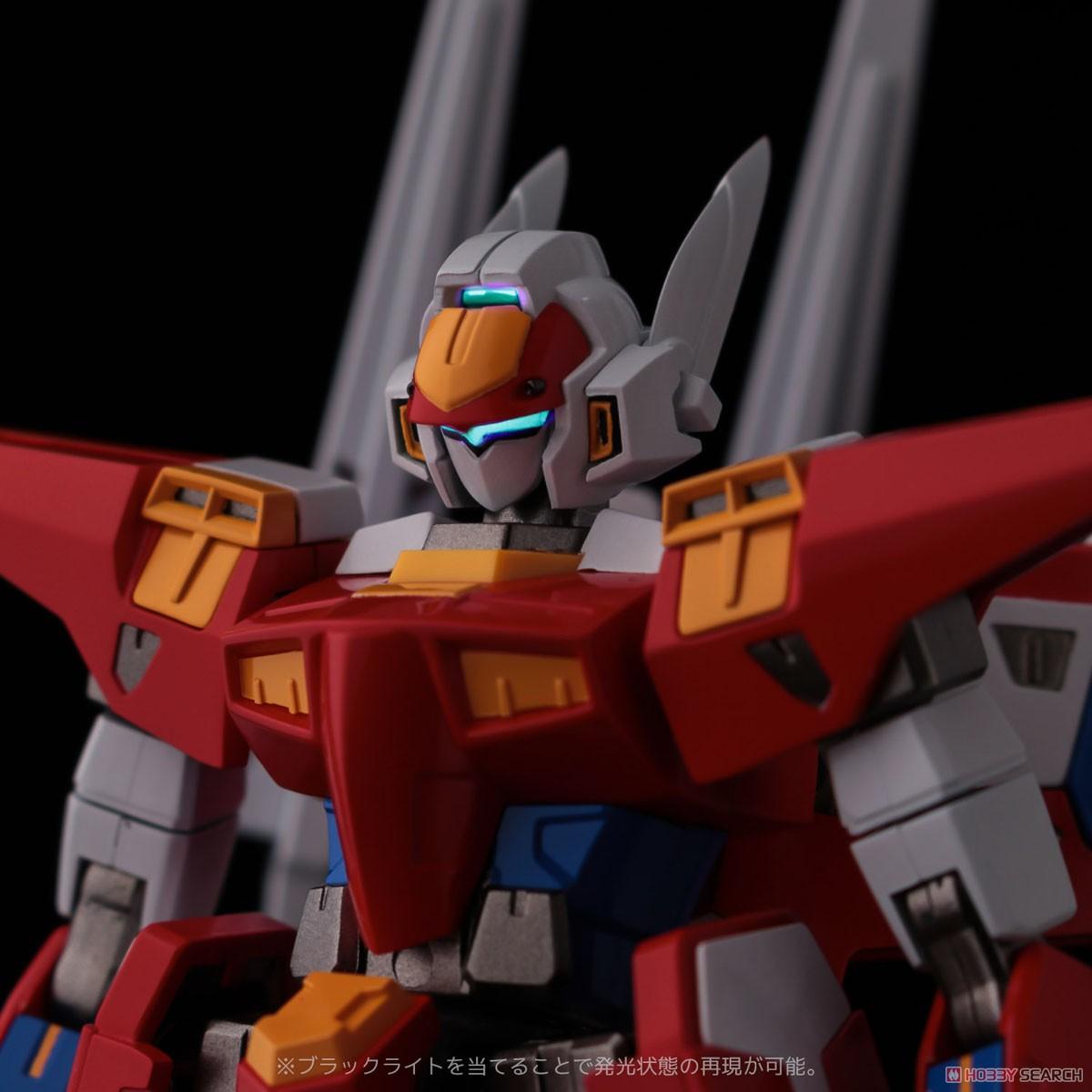 RIOBOT『変形合体 R-1』スーパーロボット大戦OG 可変合体フィギュア-036