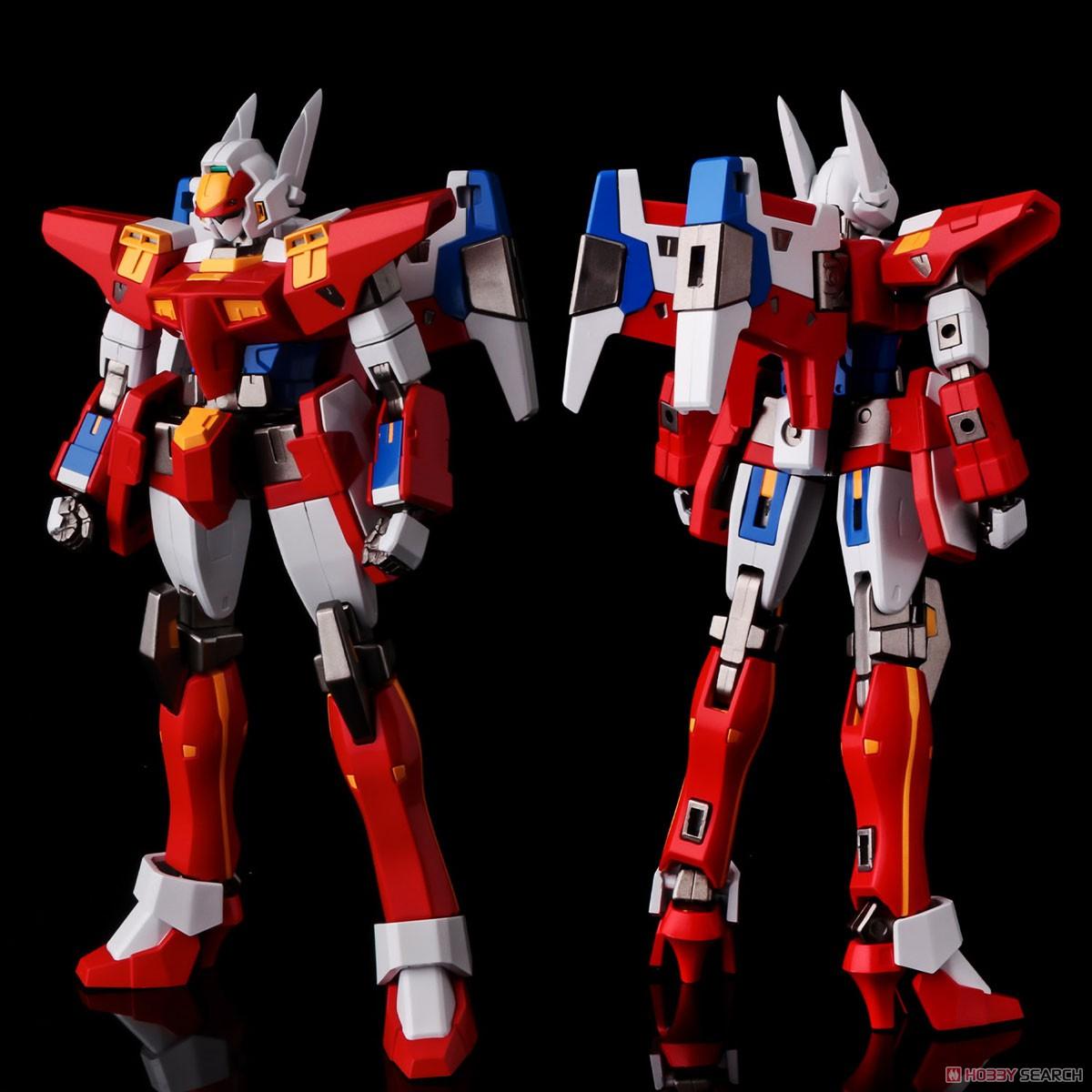 RIOBOT『変形合体 R-1』スーパーロボット大戦OG 可変合体フィギュア-037