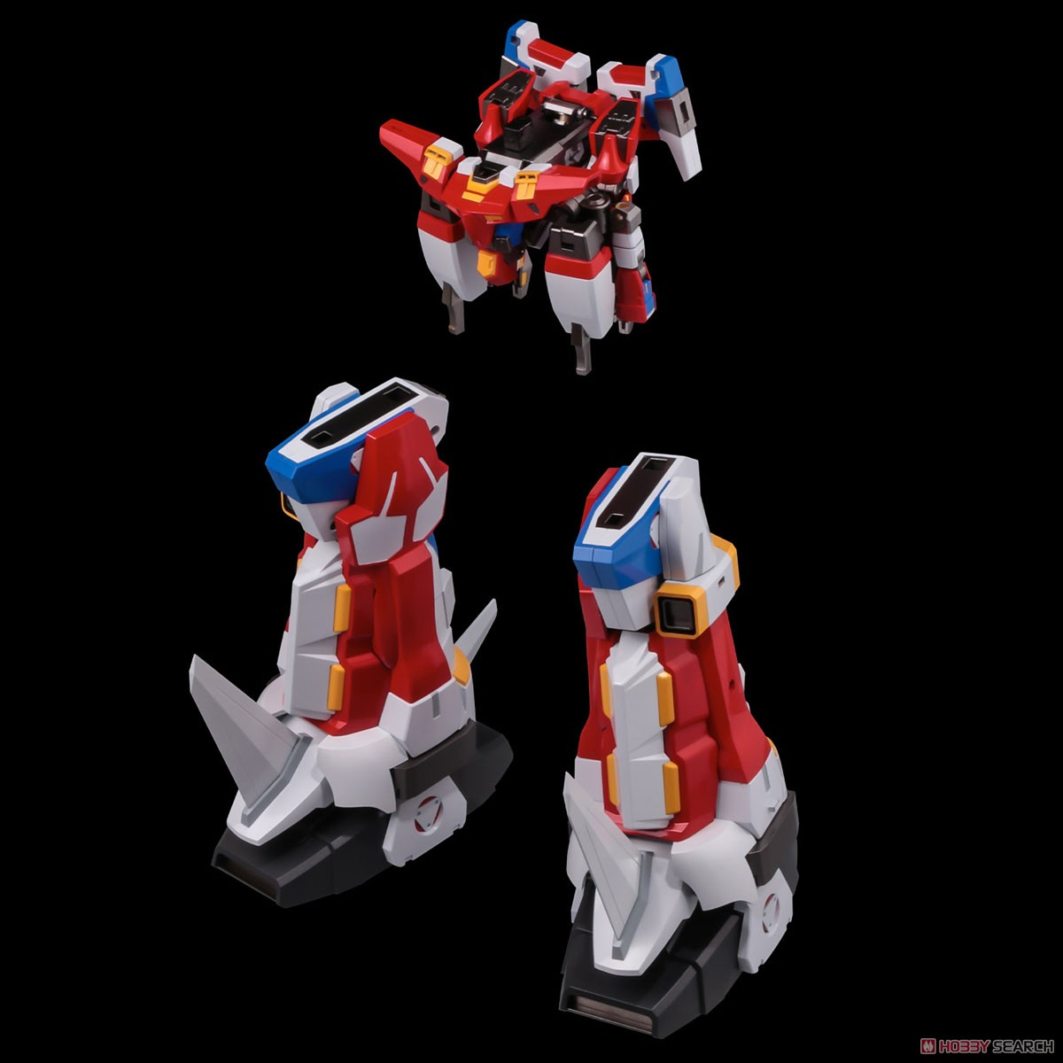 RIOBOT『変形合体 R-1』スーパーロボット大戦OG 可変合体フィギュア-038