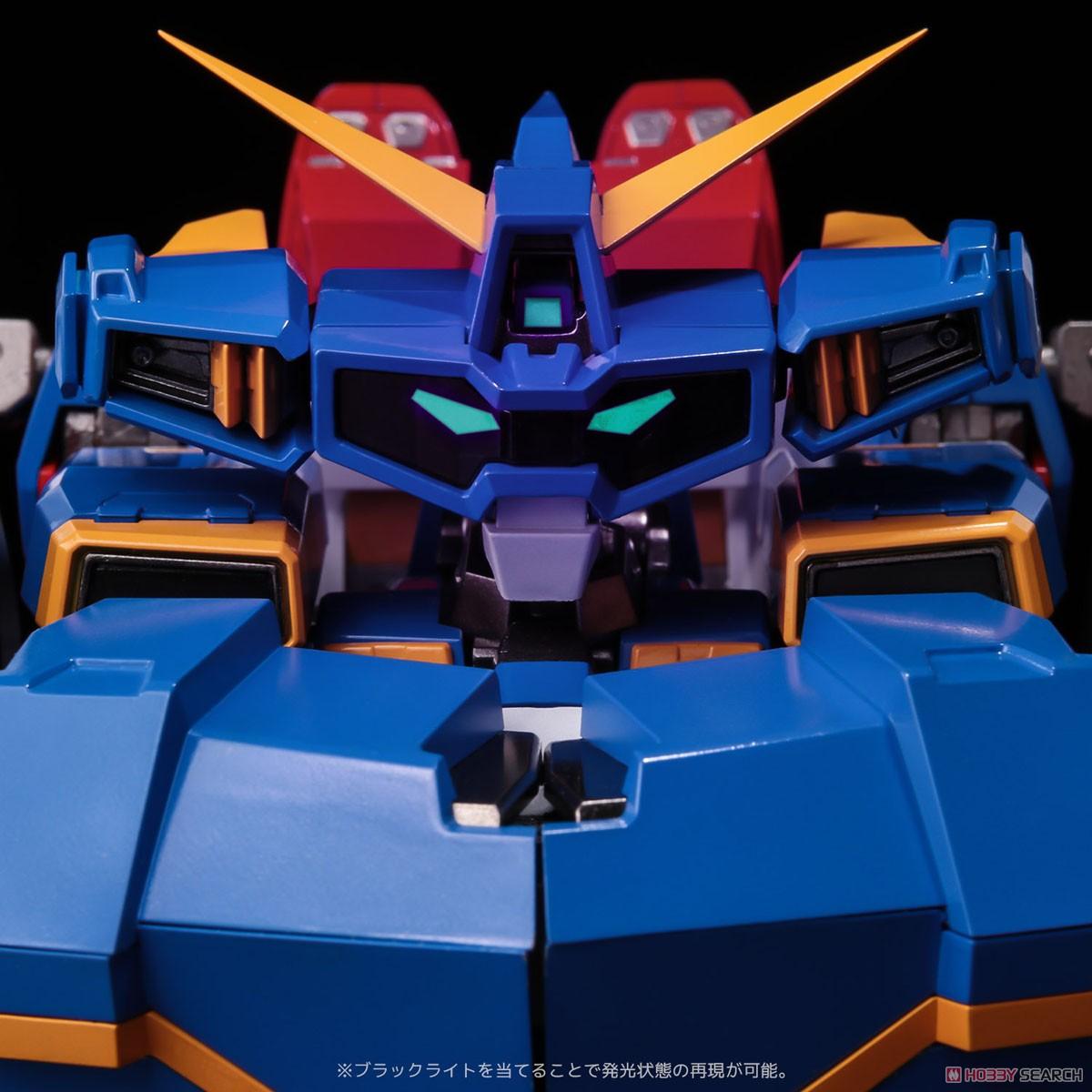 RIOBOT『変形合体 R-1』スーパーロボット大戦OG 可変合体フィギュア-043