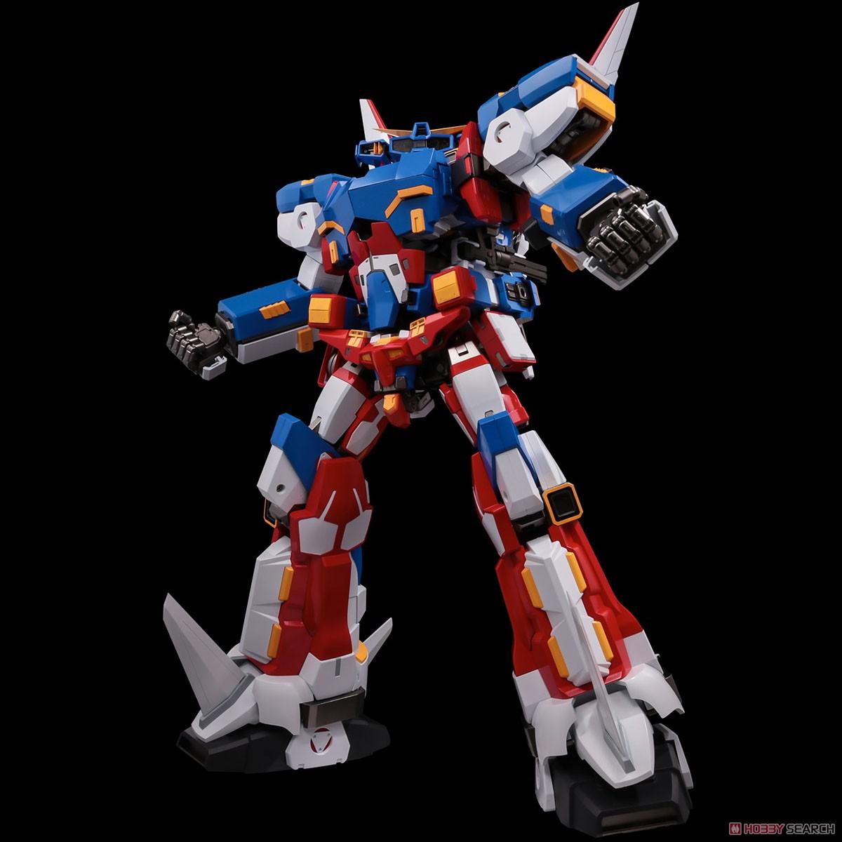 RIOBOT『変形合体 R-1』スーパーロボット大戦OG 可変合体フィギュア-044