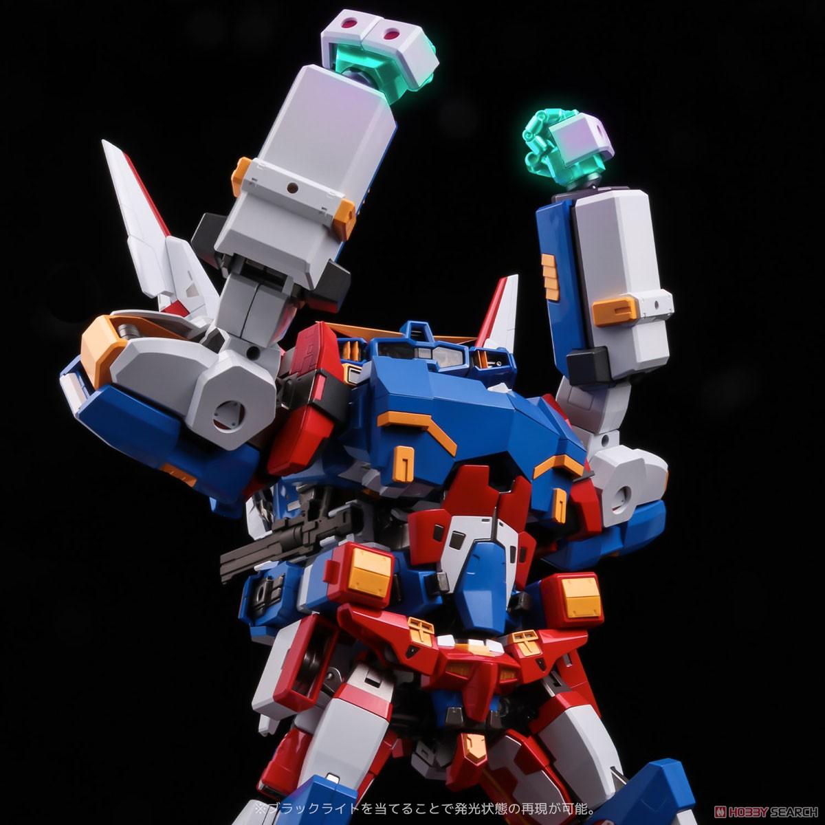 RIOBOT『変形合体 R-1』スーパーロボット大戦OG 可変合体フィギュア-046