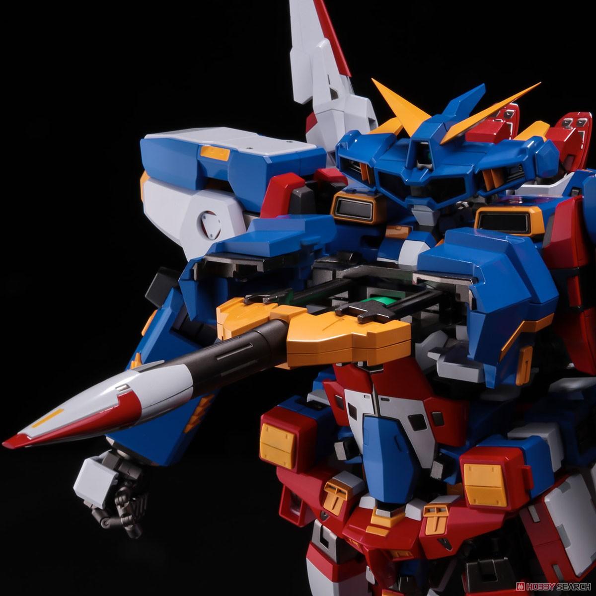 RIOBOT『変形合体 R-1』スーパーロボット大戦OG 可変合体フィギュア-048