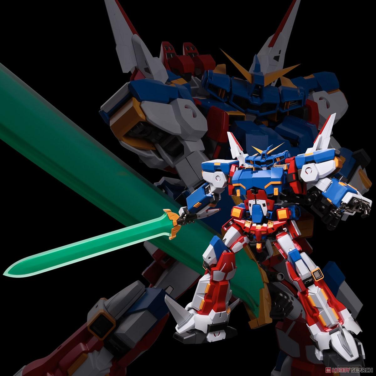 RIOBOT『変形合体 R-1』スーパーロボット大戦OG 可変合体フィギュア-049