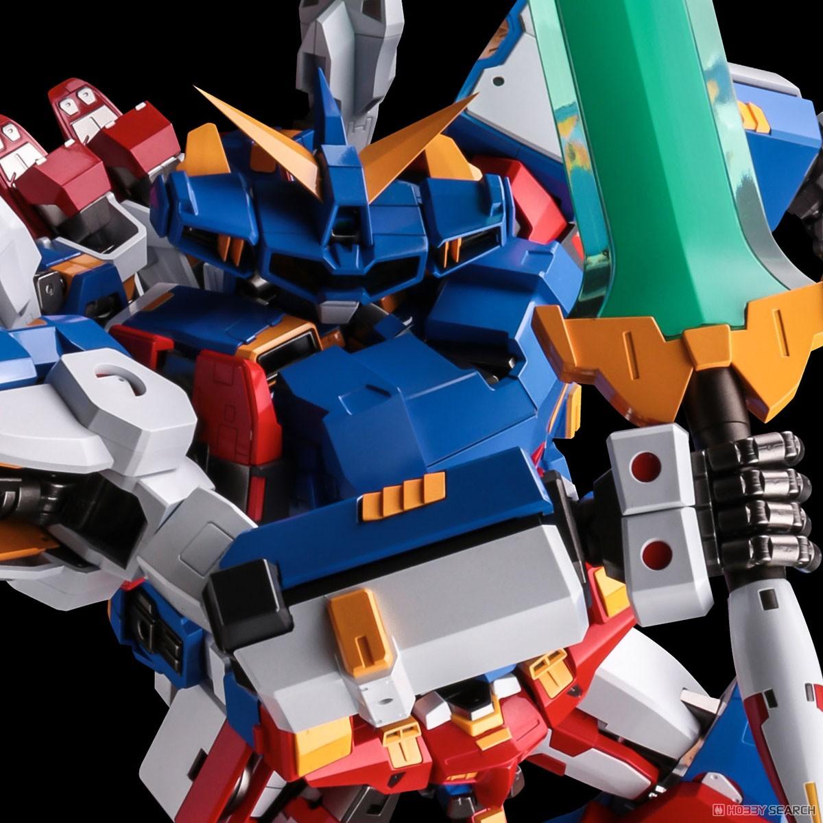 RIOBOT『変形合体 R-1』スーパーロボット大戦OG 可変合体フィギュア-050