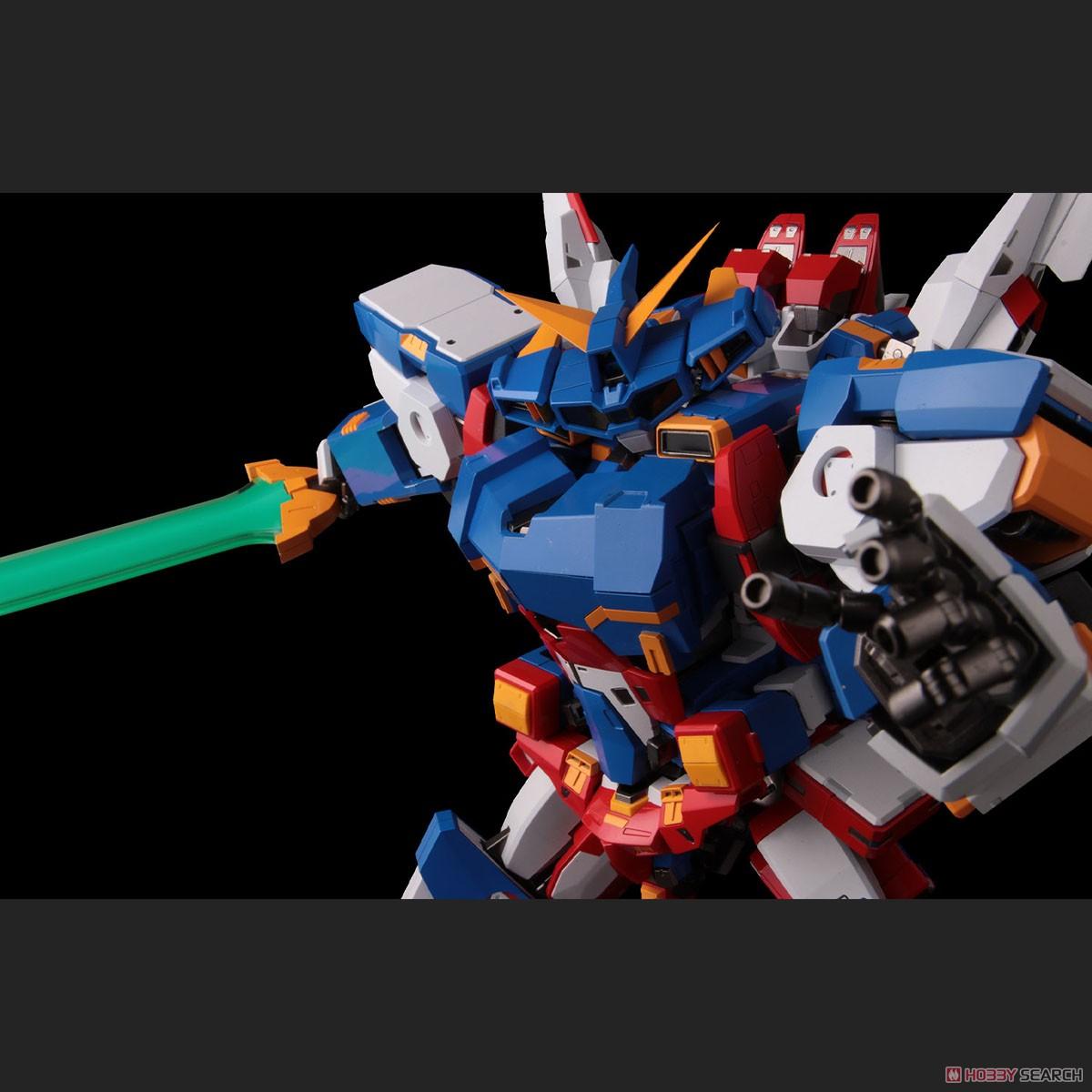 RIOBOT『変形合体 R-1』スーパーロボット大戦OG 可変合体フィギュア-051