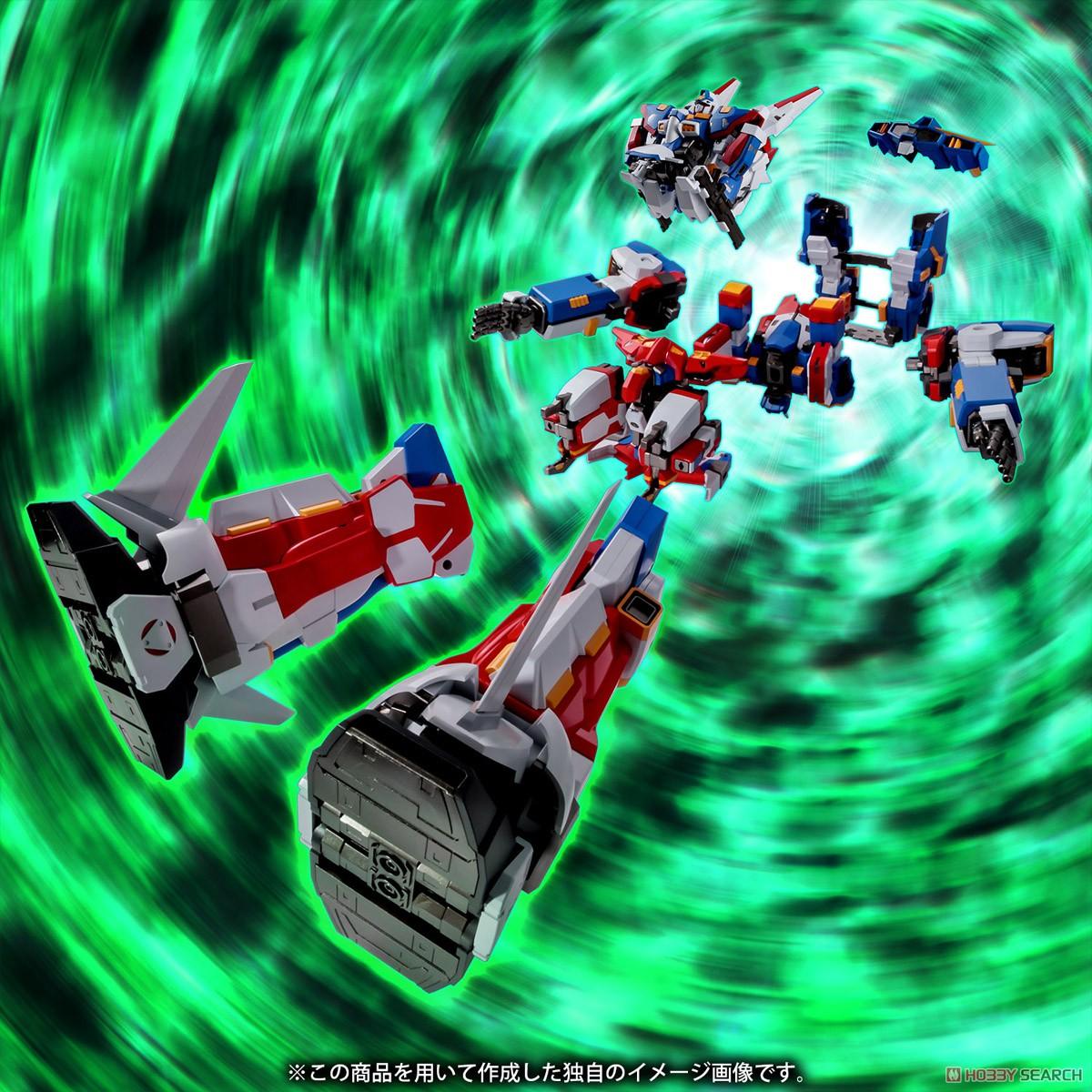 RIOBOT『変形合体 R-1』スーパーロボット大戦OG 可変合体フィギュア-057