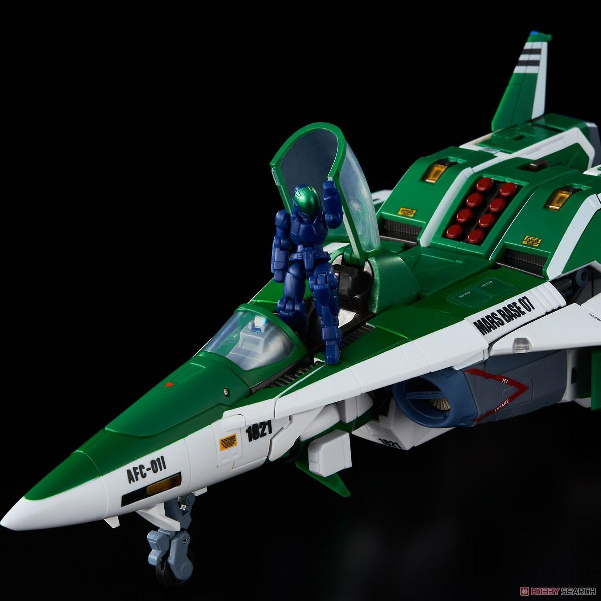 RIOBOT『AFC-01I レギオス・イオタ』機甲創世記モスピーダ 1/48 可変可動フィギュア-015