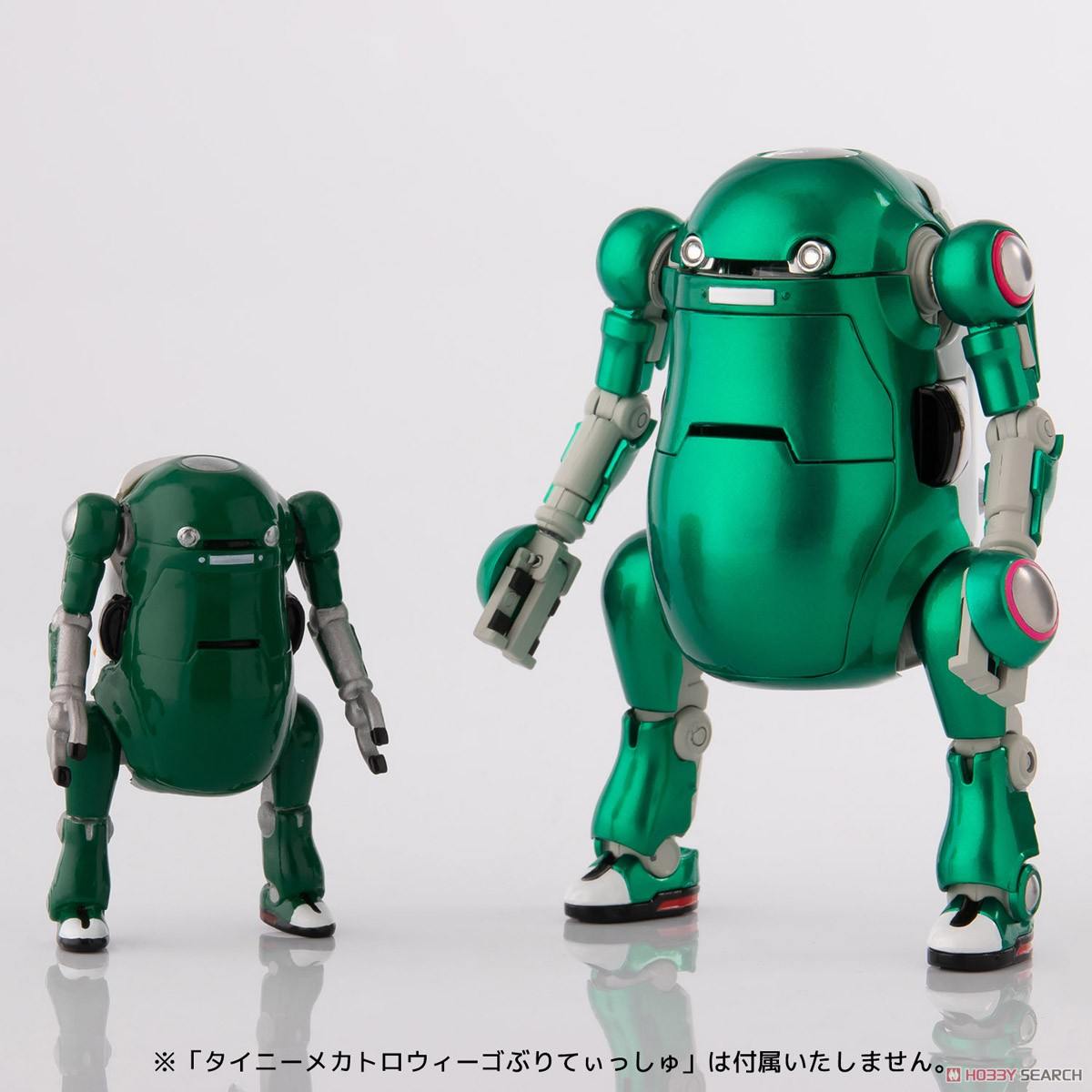 メカトロウィーゴ『35メカトロウィーゴ ねお・ぶりてぃっしゅ』可動フィギュア-008