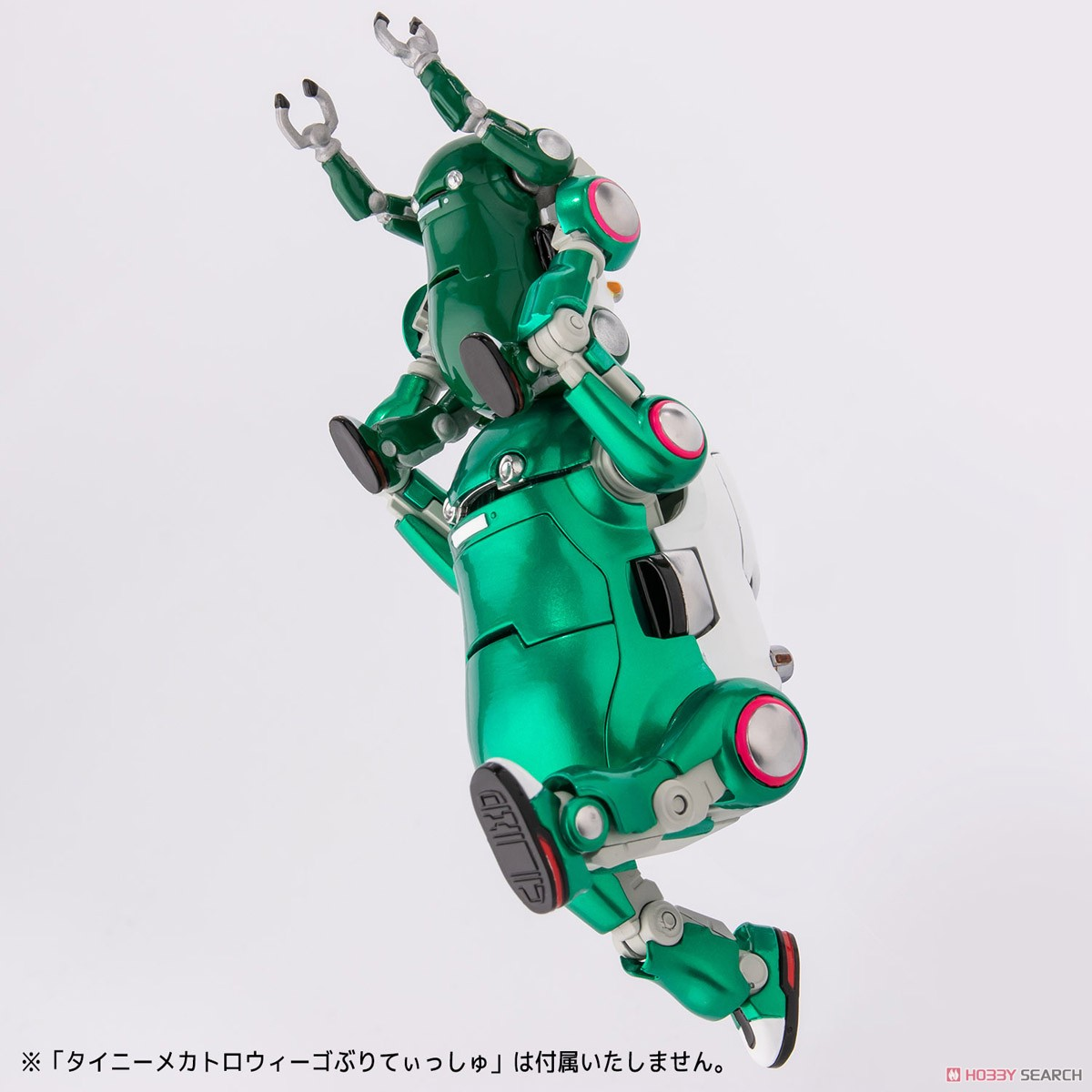メカトロウィーゴ『35メカトロウィーゴ ねお・ぶりてぃっしゅ』可動フィギュア-011