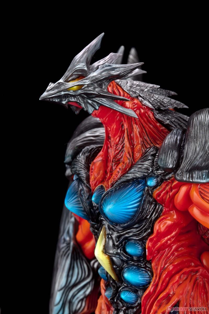 超激造シリーズ『邪神イリス』ガメラ3 邪神〈イリス〉覚醒 完成品フィギュア-009