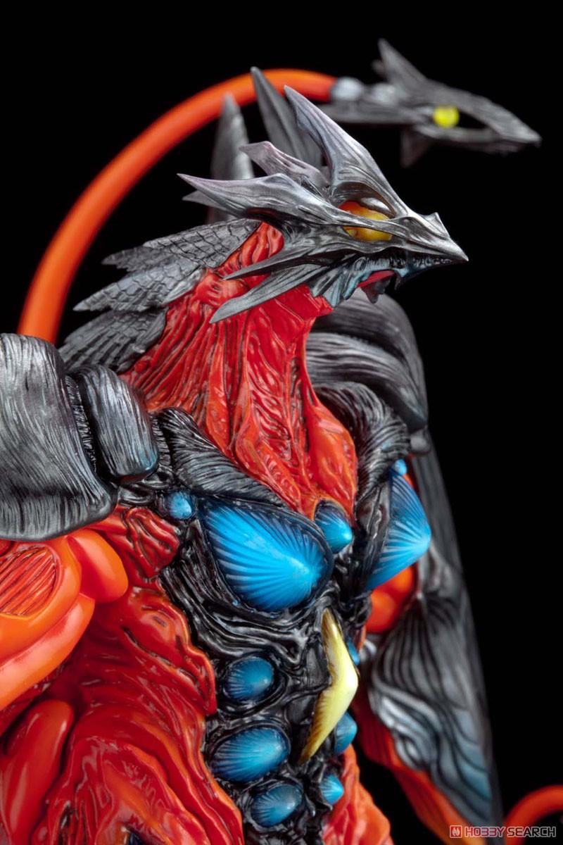 超激造シリーズ『邪神イリス』ガメラ3 邪神〈イリス〉覚醒 完成品フィギュア-010