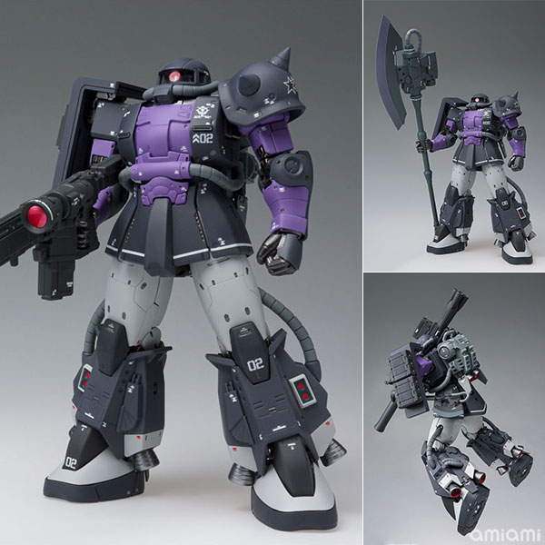 GUNDAM FIX FIGURATION METAL COMPOSITE『MS-06R-1A 高機動型ザクII』可動フィギュア