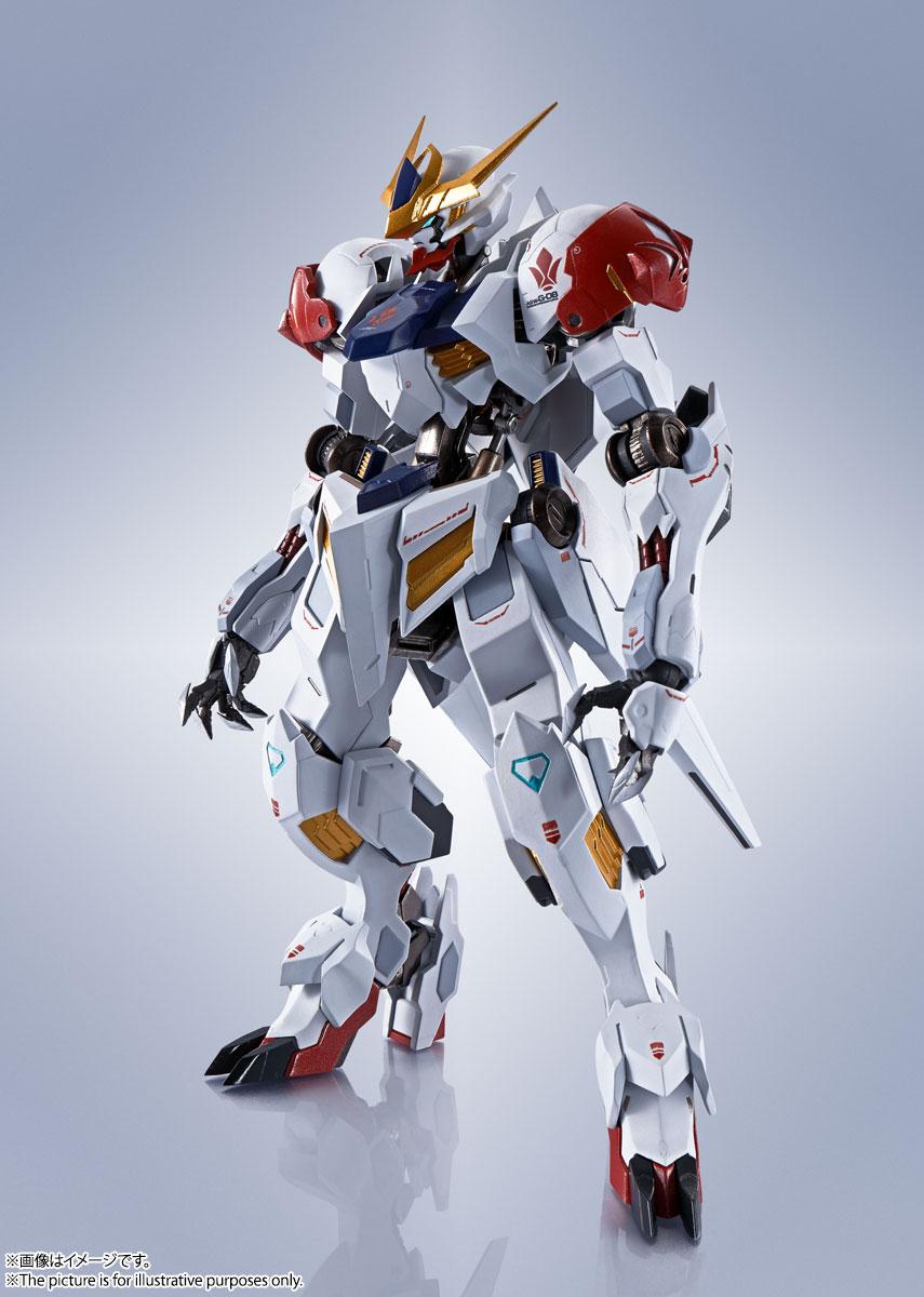 METAL ROBOT魂〈SIDE MS〉『ガンダムバルバトスルプス』鉄血のオルフェンズ 可動フィギュア-001