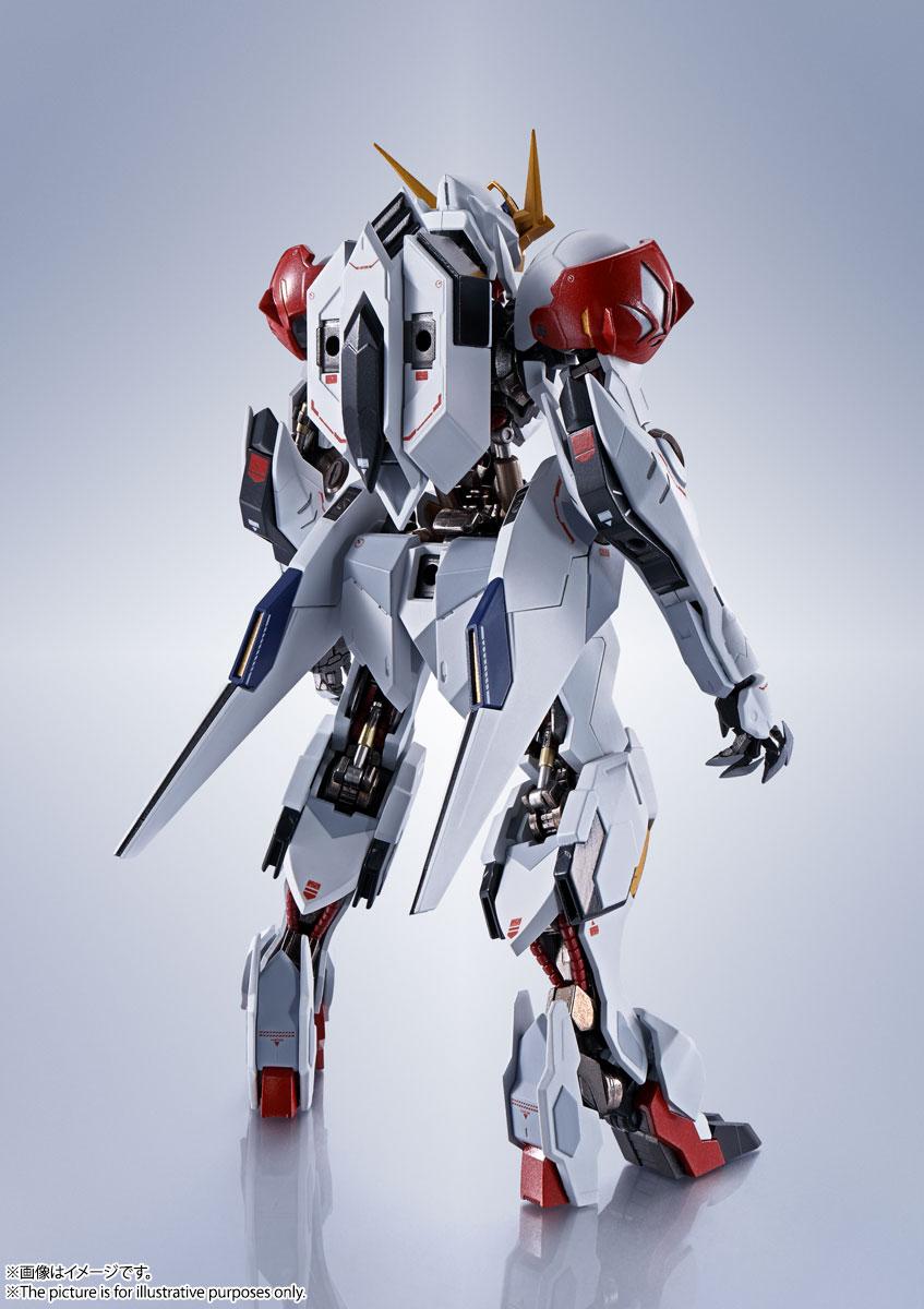 METAL ROBOT魂〈SIDE MS〉『ガンダムバルバトスルプス』鉄血のオルフェンズ 可動フィギュア-002