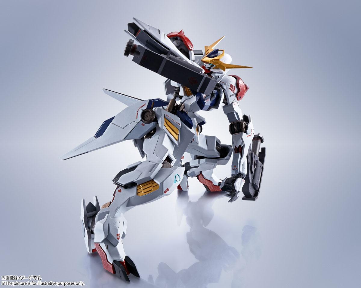 METAL ROBOT魂〈SIDE MS〉『ガンダムバルバトスルプス』鉄血のオルフェンズ 可動フィギュア-006