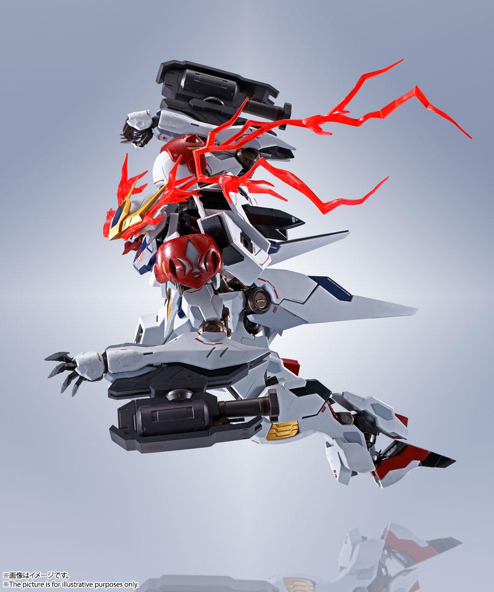 METAL ROBOT魂〈SIDE MS〉『ガンダムバルバトスルプス』鉄血のオルフェンズ 可動フィギュア-010