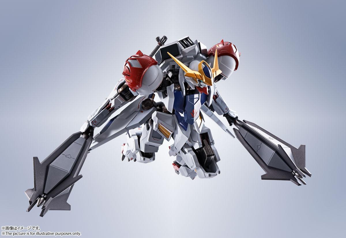 METAL ROBOT魂〈SIDE MS〉『ガンダムバルバトスルプス』鉄血のオルフェンズ 可動フィギュア-017
