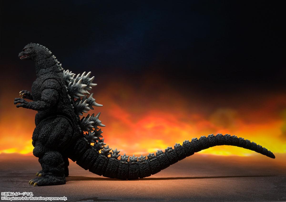 S.H.MonsterArts『ゴジラ(1989)』ゴジラvsビオランテ 可動フィギュア-002