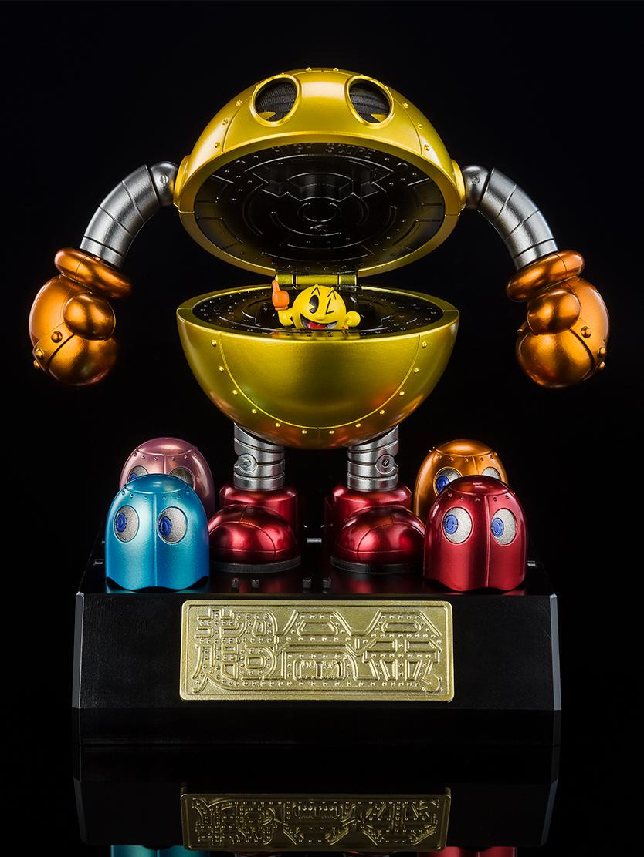 超合金『パックマン』可動フィギュア-001