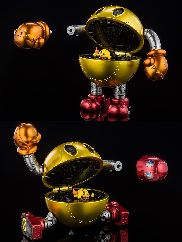 超合金『パックマン』可動フィギュア-003