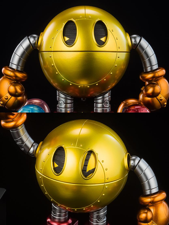 超合金『パックマン』可動フィギュア-006