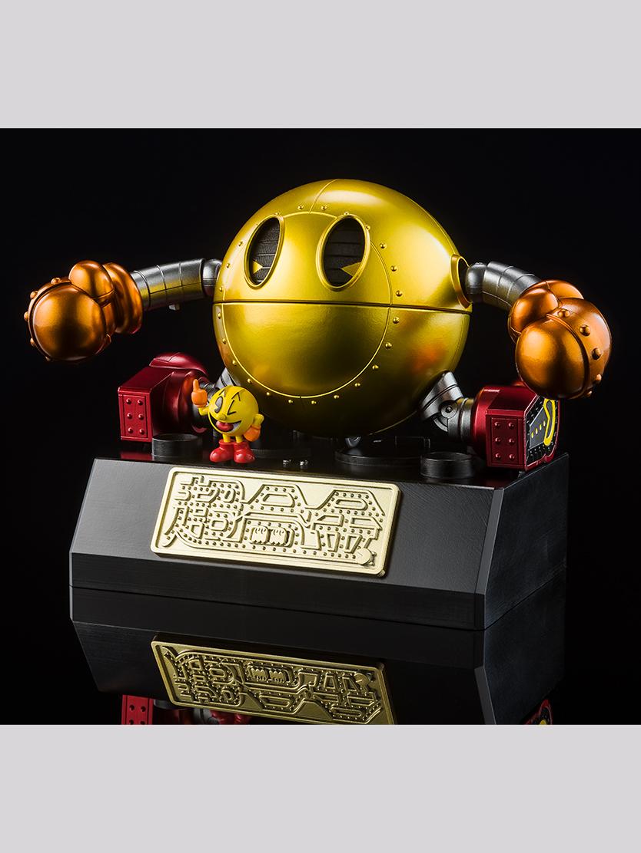 超合金『パックマン』可動フィギュア-008