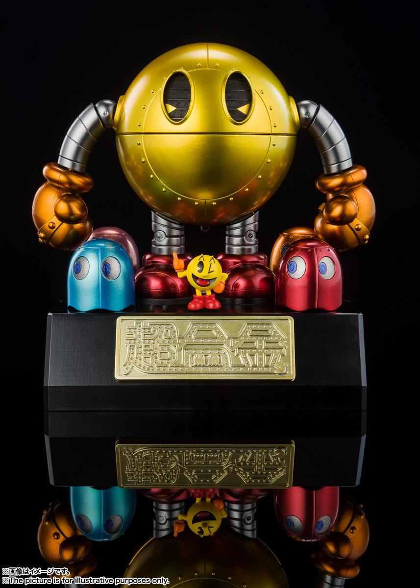 超合金『パックマン』可動フィギュア-013