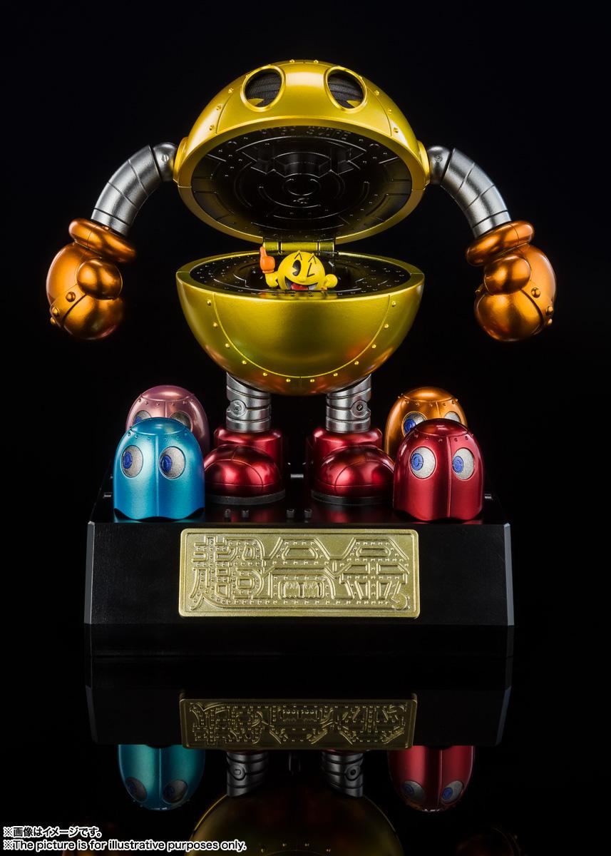超合金『パックマン』可動フィギュア-014