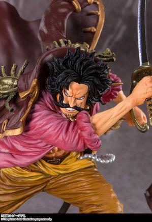 フィギュアーツZERO[EXTRA BATTLE]『ゴール・D・ロジャー -神避-』ONE PIECE 完成品フィギュア-006