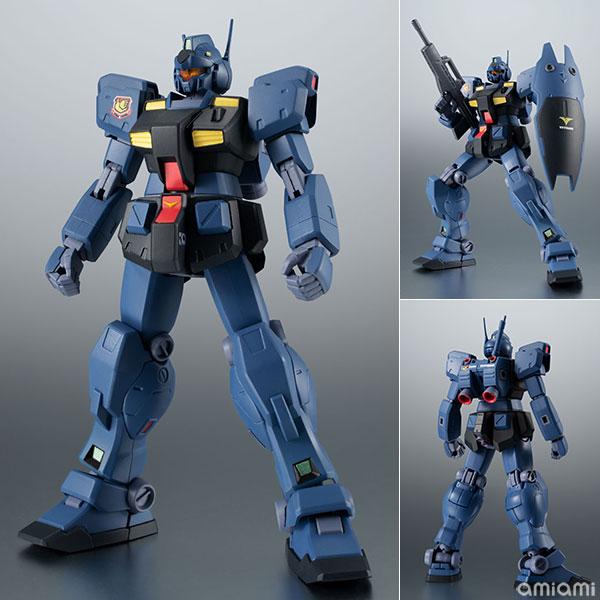 ROBOT魂〈SIDE MS〉『RGM-79Q ジム・クゥエル ver. A.N.I.M.E.』機動戦士ガンダム0083 可動フィギュア
