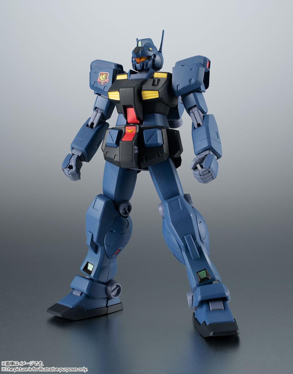 ROBOT魂〈SIDE MS〉『RGM-79Q ジム・クゥエル ver. A.N.I.M.E.』機動戦士ガンダム0083 可動フィギュア-001