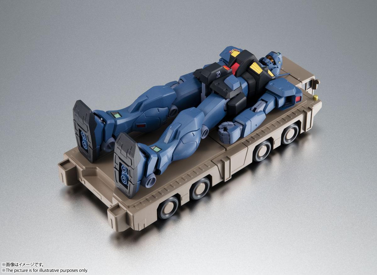 ROBOT魂〈SIDE MS〉『RGM-79Q ジム・クゥエル ver. A.N.I.M.E.』機動戦士ガンダム0083 可動フィギュア-003