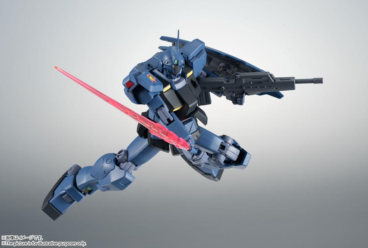 ROBOT魂〈SIDE MS〉『RGM-79Q ジム・クゥエル ver. A.N.I.M.E.』機動戦士ガンダム0083 可動フィギュア-005