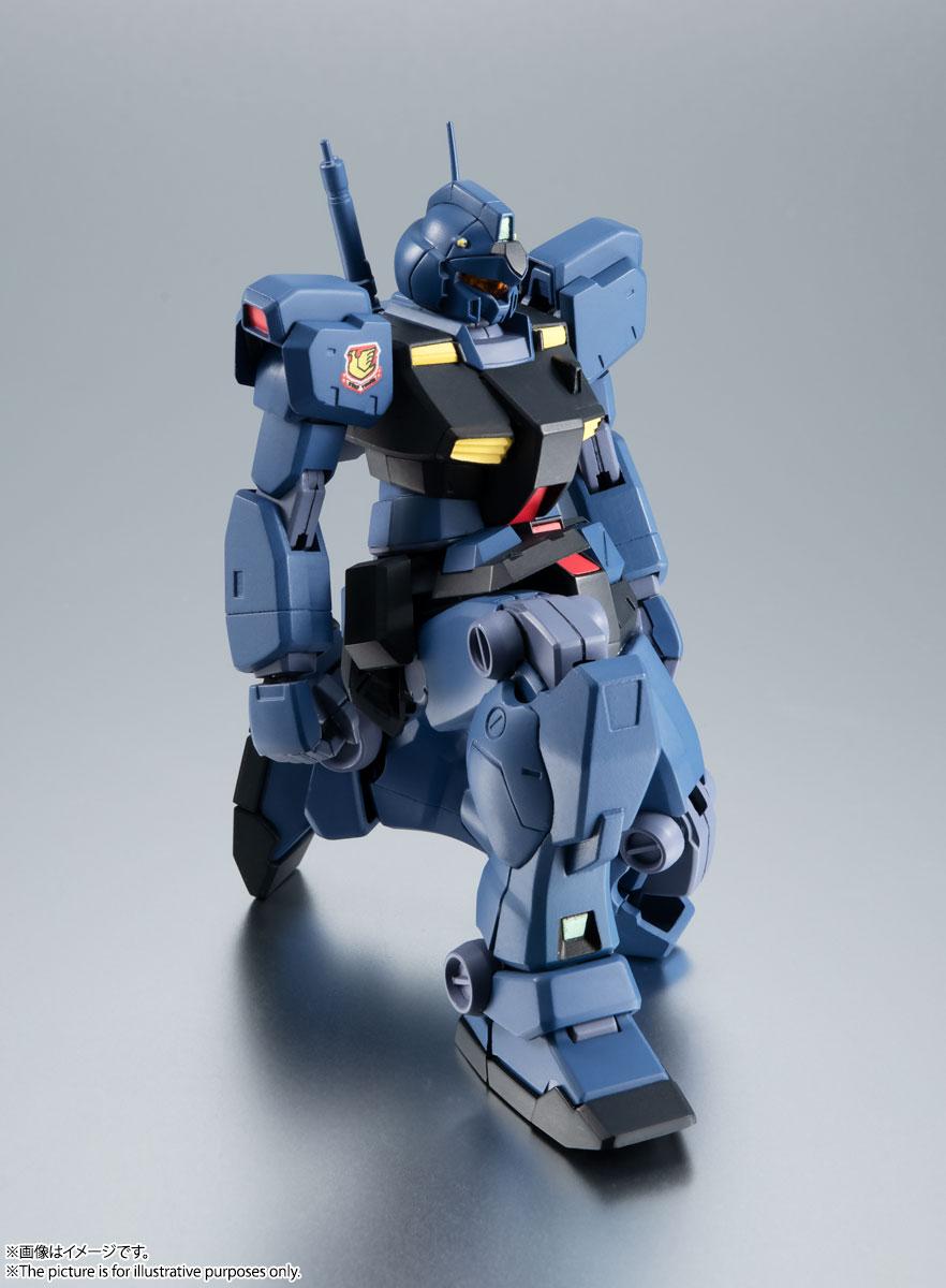 ROBOT魂〈SIDE MS〉『RGM-79Q ジム・クゥエル ver. A.N.I.M.E.』機動戦士ガンダム0083 可動フィギュア-009