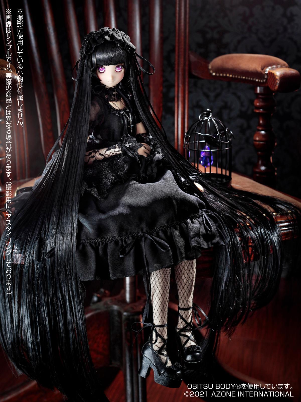 Iris Collect アイリス コレクト Kina's Fantasy Romances『ミレーネ ~デシャール家の堕天使~』1/3 完成品ドール-001