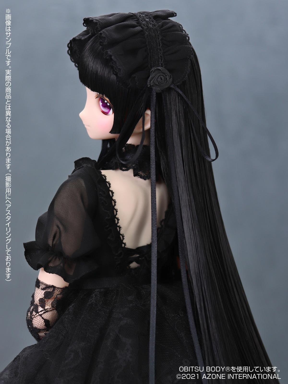 Iris Collect アイリス コレクト Kina's Fantasy Romances『ミレーネ ~デシャール家の堕天使~』1/3 完成品ドール-010