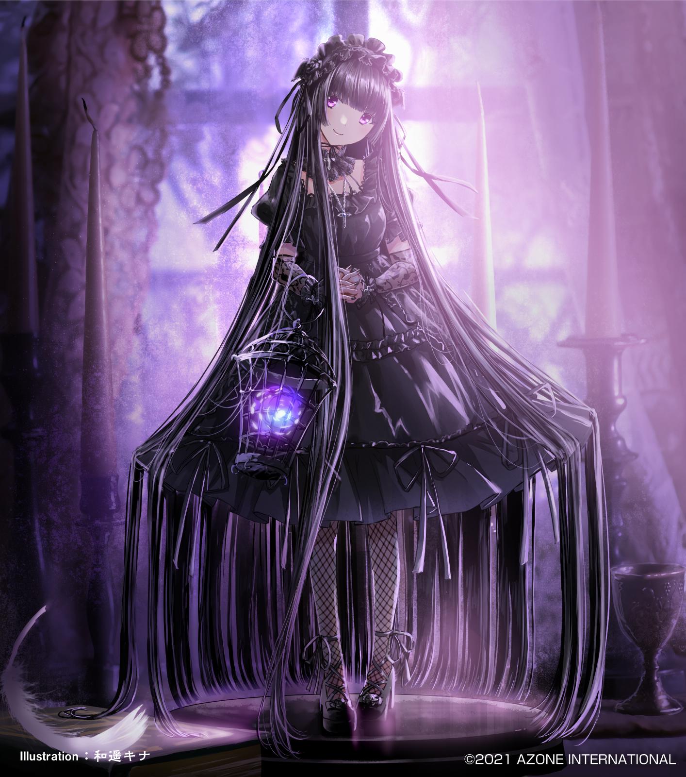 Iris Collect アイリス コレクト Kina's Fantasy Romances『ミレーネ ~デシャール家の堕天使~』1/3 完成品ドール-014