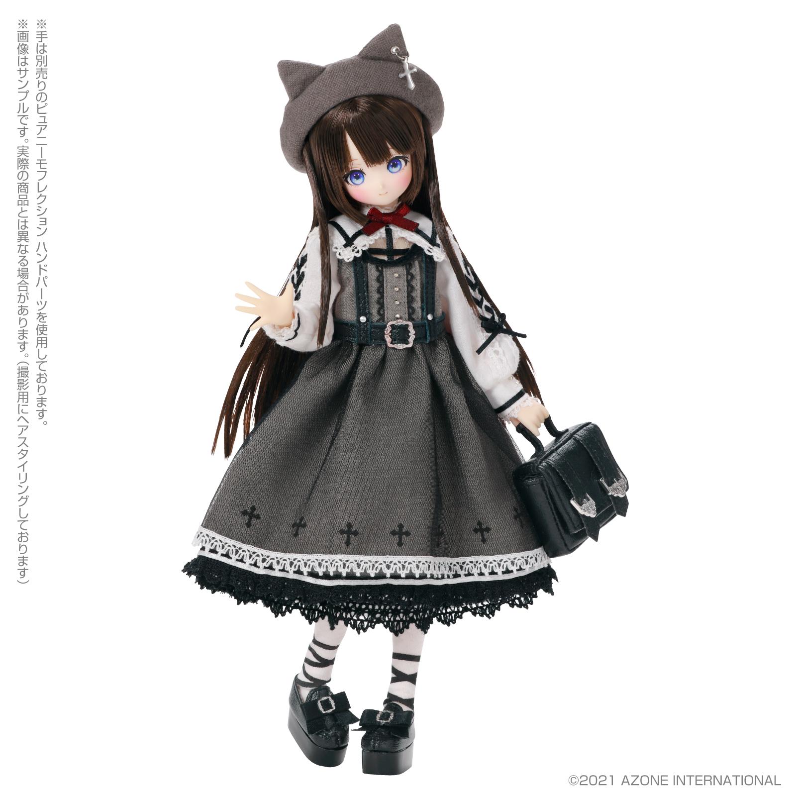 ルミナス*ストリート『みい/Mii ~Cat walking path~(通常販売ver.)』Luminous*Street 1/6 完成品ドール-001