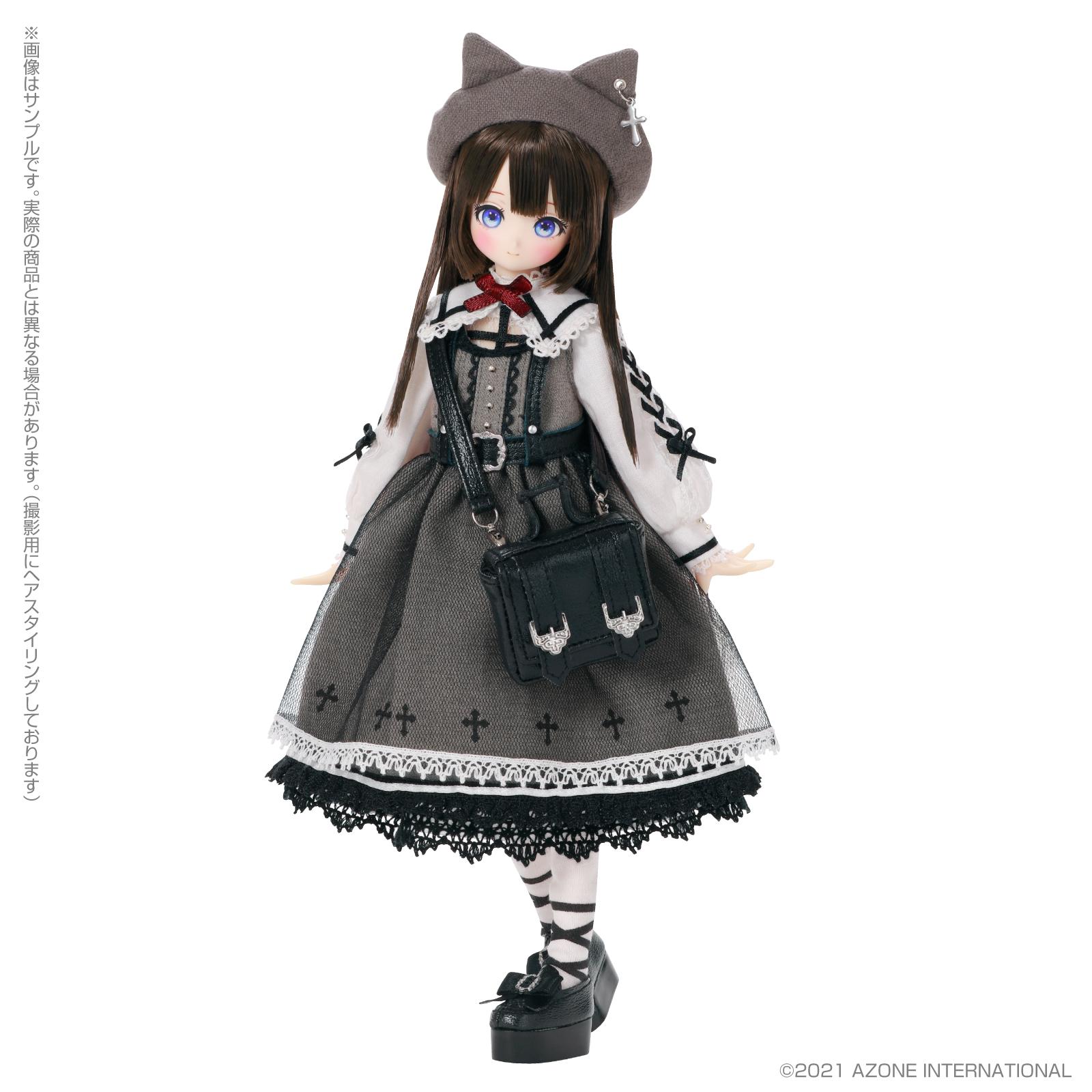 ルミナス*ストリート『みい/Mii ~Cat walking path~(通常販売ver.)』Luminous*Street 1/6 完成品ドール-004
