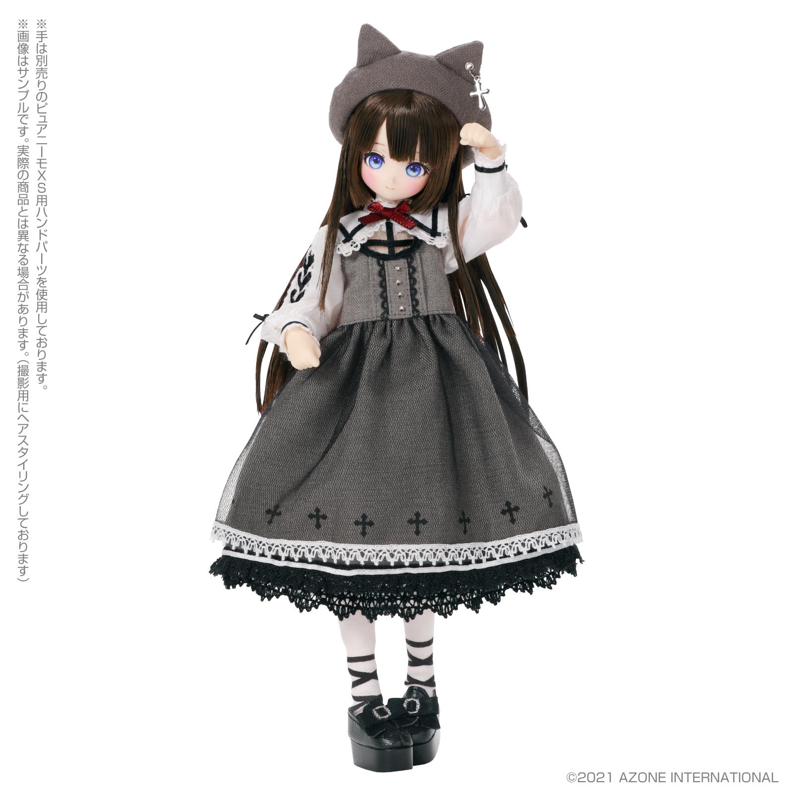 ルミナス*ストリート『みい/Mii ~Cat walking path~(通常販売ver.)』Luminous*Street 1/6 完成品ドール-006