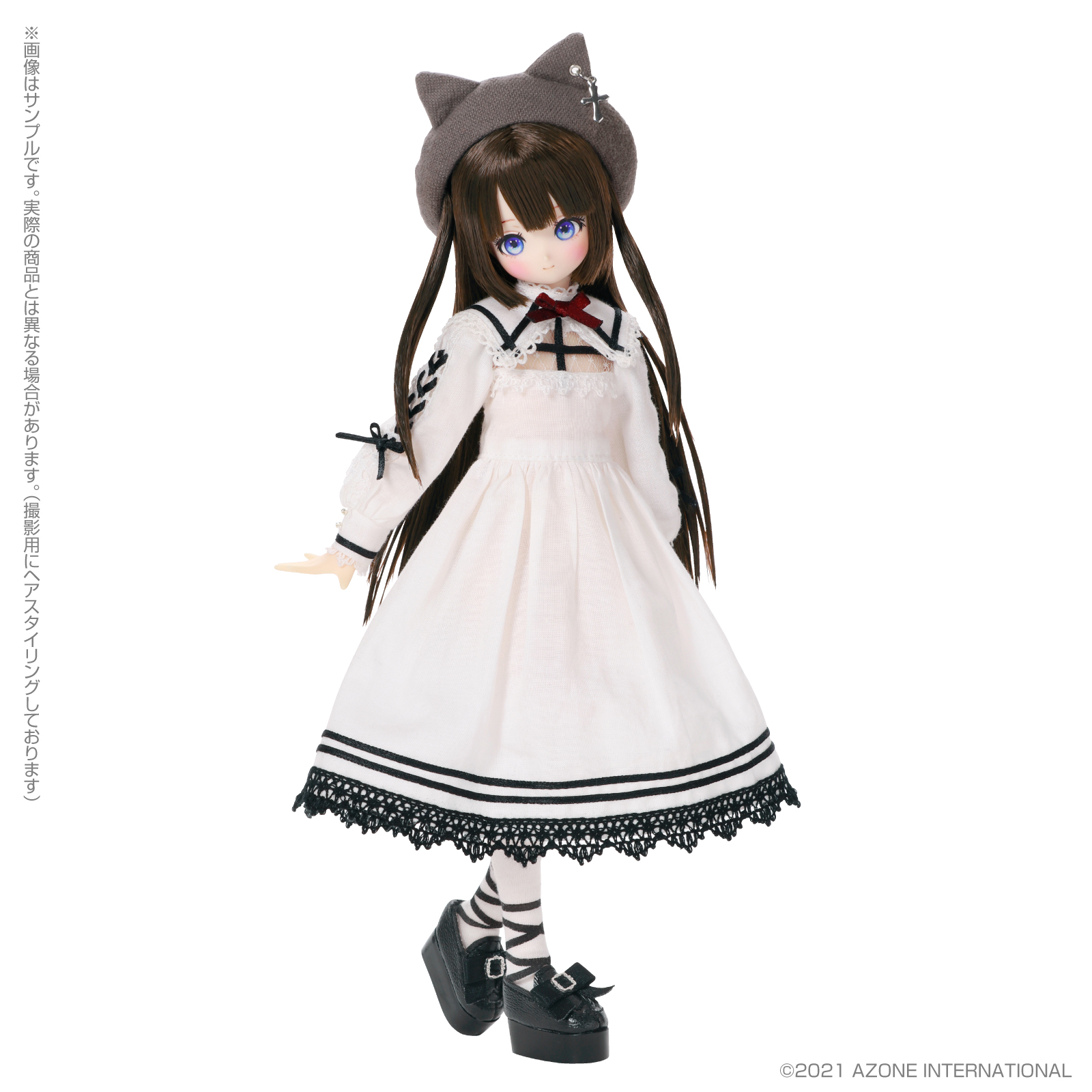 ルミナス*ストリート『みい/Mii ~Cat walking path~(通常販売ver.)』Luminous*Street 1/6 完成品ドール-008