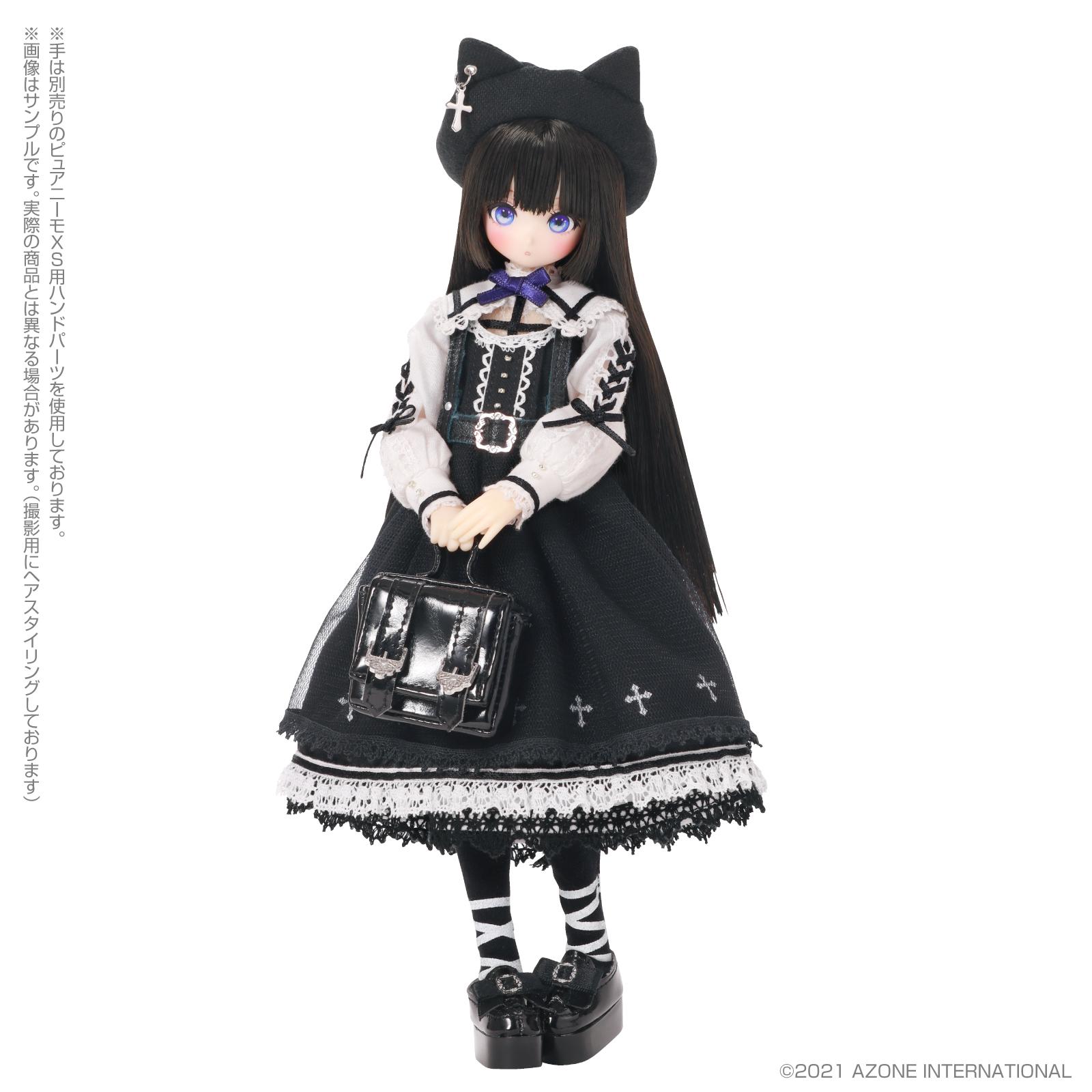 ルミナス*ストリート『みい/Mii ~Cat walking path~(通常販売ver.)』Luminous*Street 1/6 完成品ドール-010