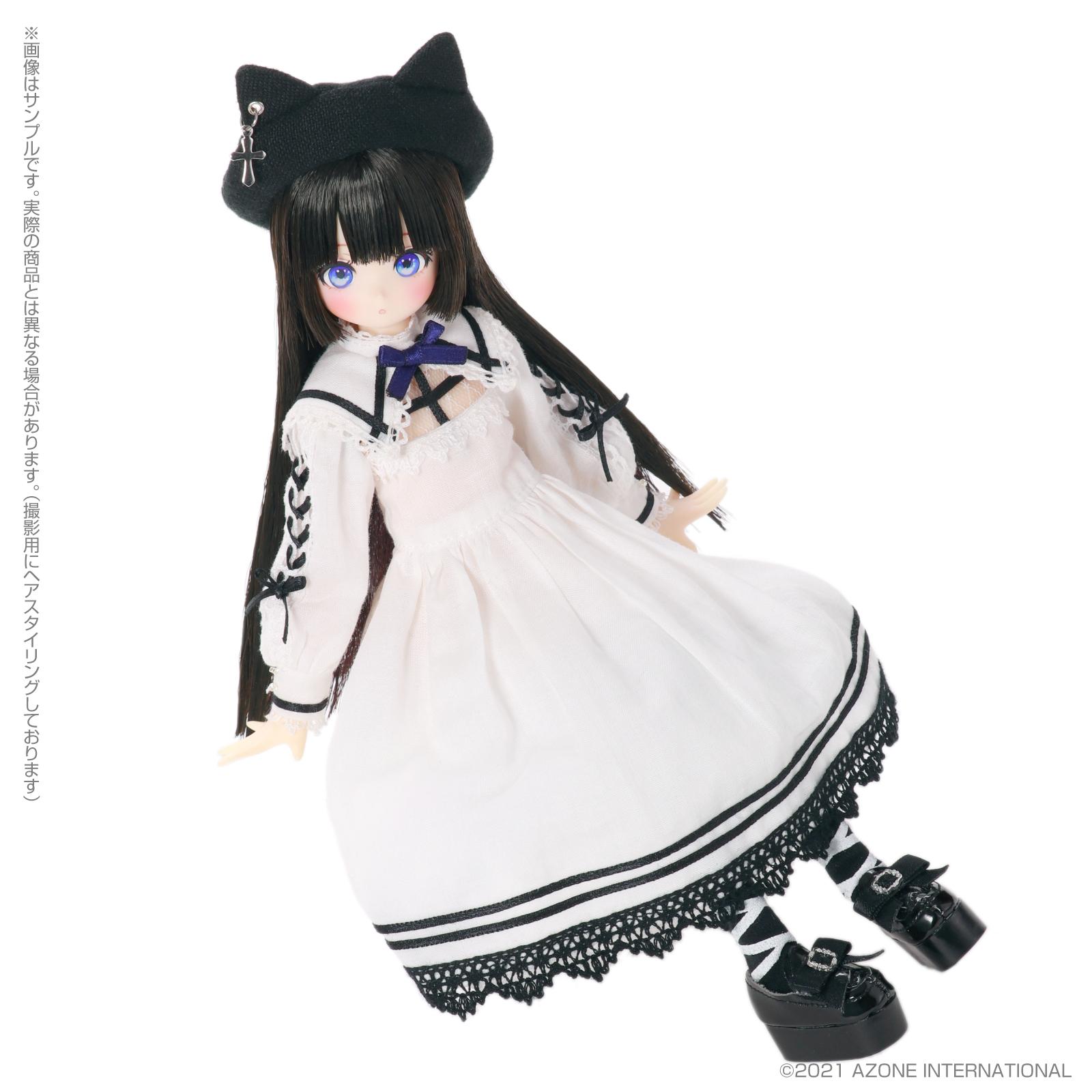 ルミナス*ストリート『みい/Mii ~Cat walking path~(通常販売ver.)』Luminous*Street 1/6 完成品ドール-011