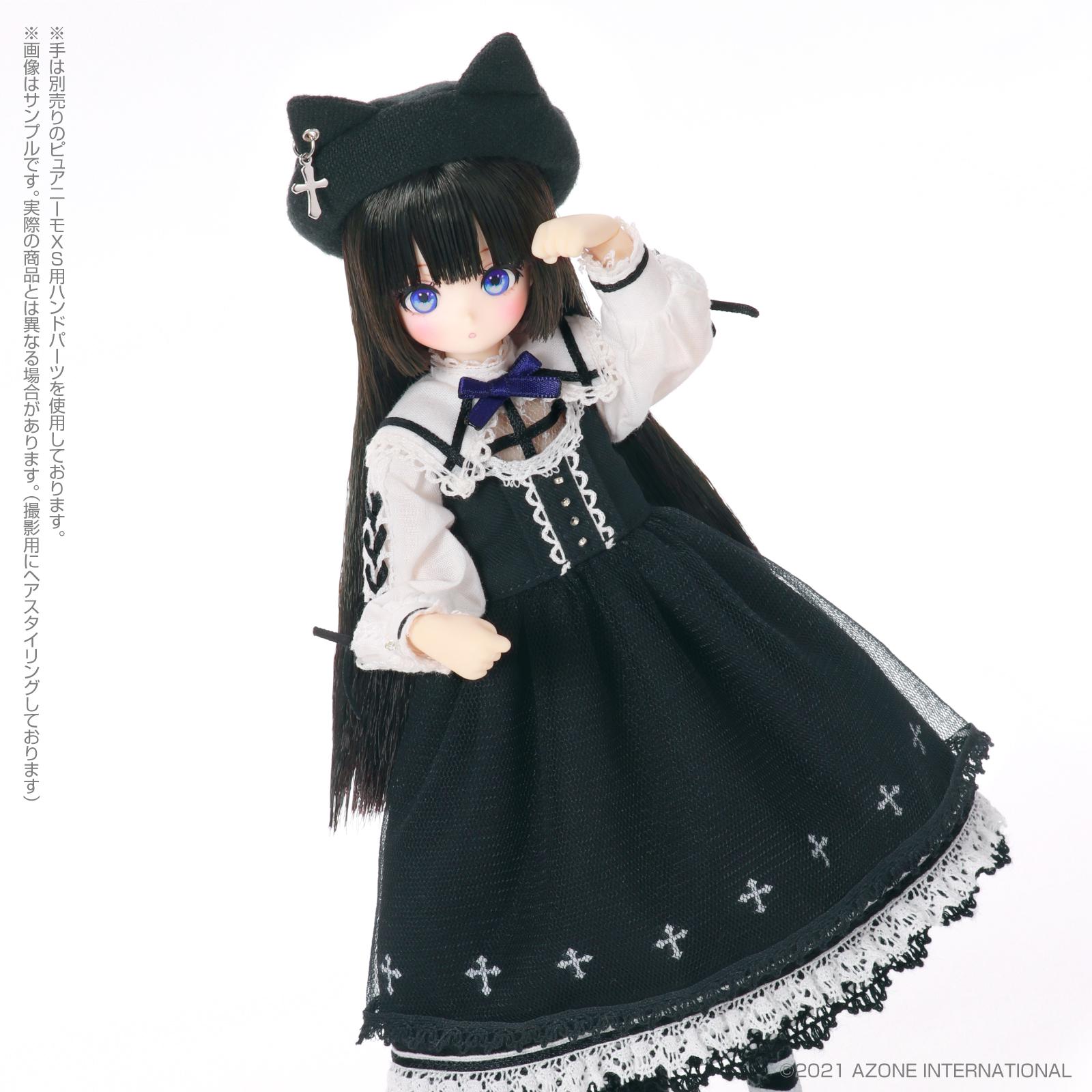 ルミナス*ストリート『みい/Mii ~Cat walking path~(通常販売ver.)』Luminous*Street 1/6 完成品ドール-012
